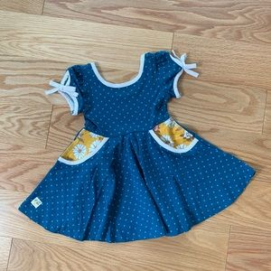 Wildflowers Clothing Classroom Casey dress